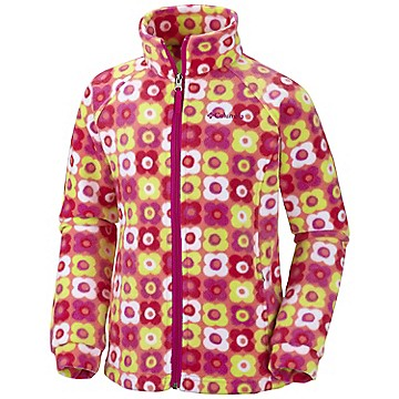 Girls' Benton Springs™ Printed Fleece - Toddler