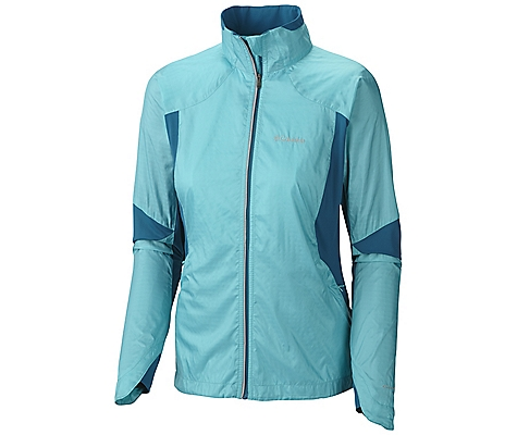 photo: Columbia Women's Power Paces Jacket soft shell jacket