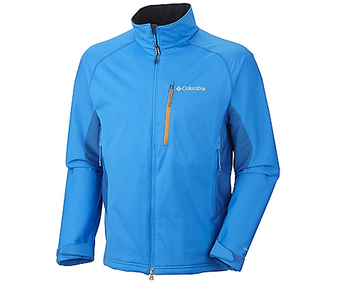 photo: Columbia Canyon Heights Softshell Jacket