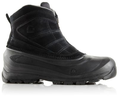 SOREL Men's Cold Mountain Zip with suede leather uppers. | SOREL