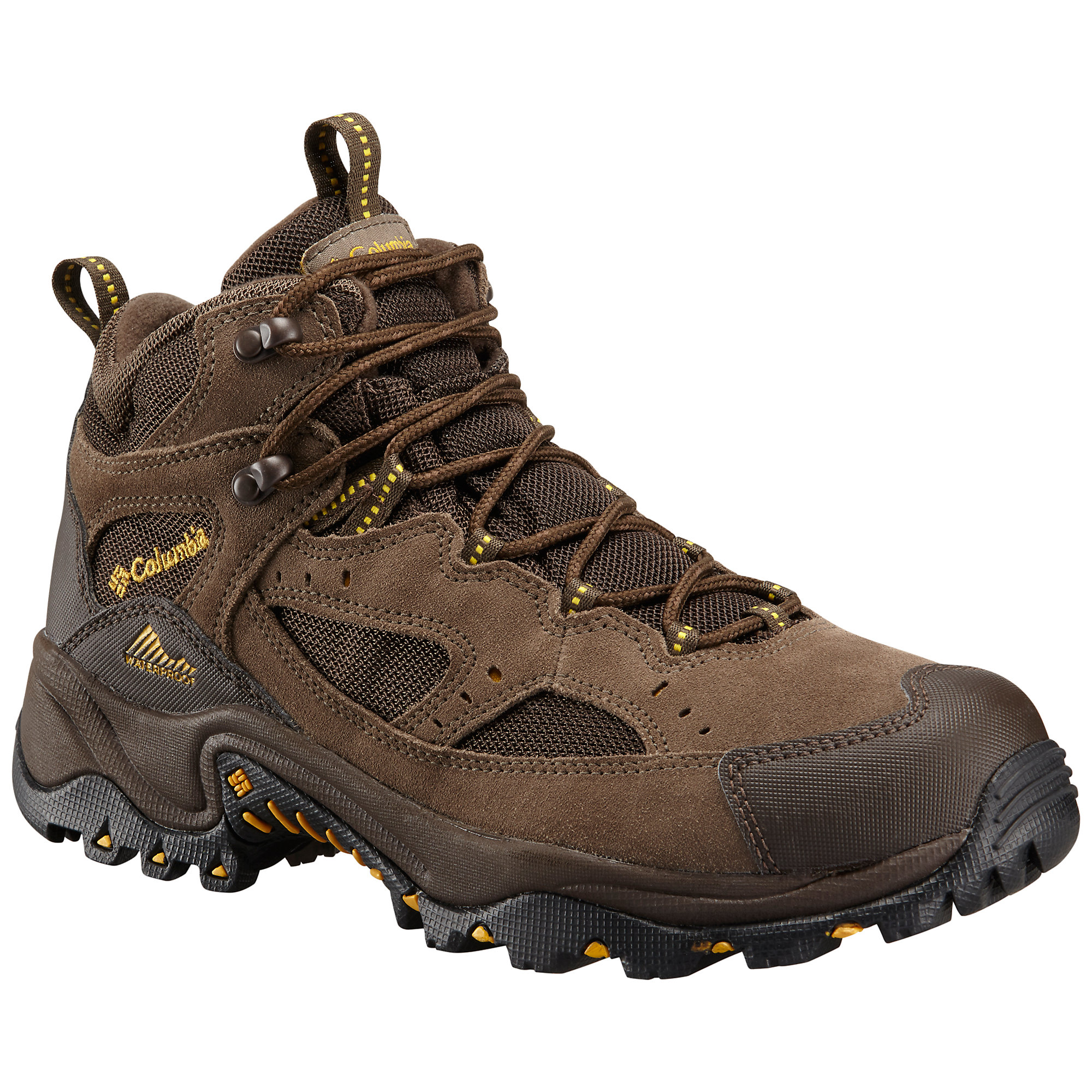 photo: Columbia Coretek WP backpacking boot