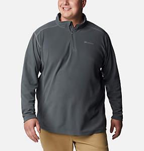 Men's Klamath Range™ II Half Zip Fleece Pullover - Big