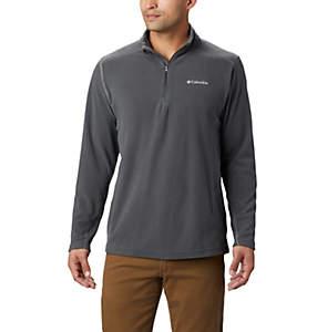 Men's Klamath Range™ II Half Zip Fleece Pullover –Tall