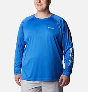 Men's PFG Terminal Tackle™ Long Sleeve Tee - Big