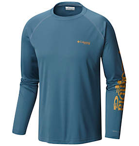 Men's PFG Terminal Tackle™ Long Sleeve Tee - Tall