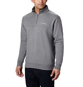 Men's Hart Mountain™ II Half Zip Fleece Jacket - Tall