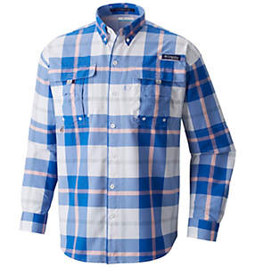 Men's PFG Super Bahama™ Long Sleeve Shirt - Tall
