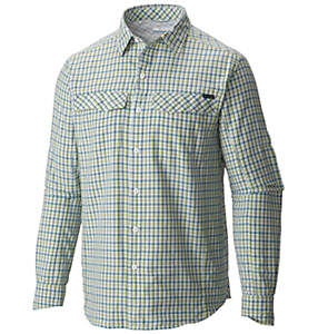 Men's Silver Ridge™ Plaid Long Sleeve Shirt - Tall