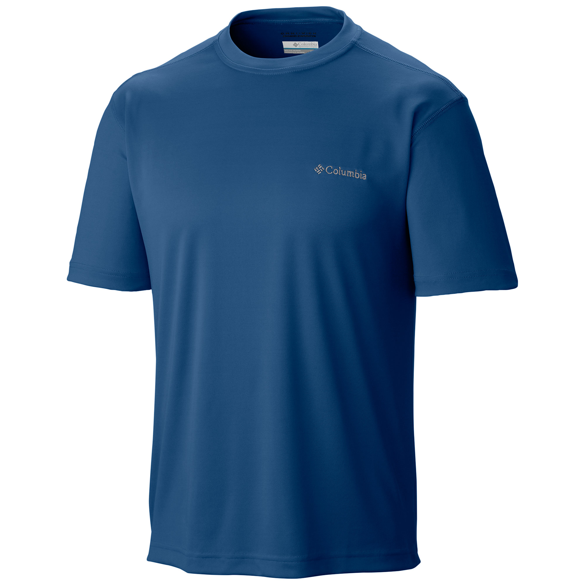 Columbia Meeker Peak Short Sleeve Crew