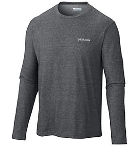Men's Thistletown Park™ Long Sleeve Crew Shirt - Big