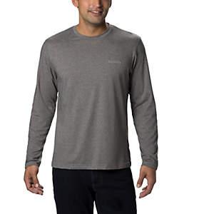 Men's Thistletown Park™ Long Sleeve Crew Shirt - Big