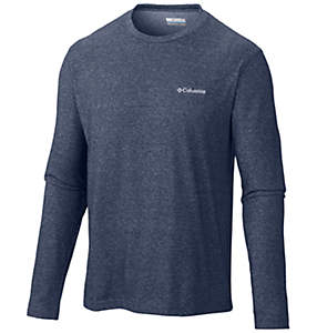 Men's Thistletown Park™ Long Sleeve Crew Shirt – Tall