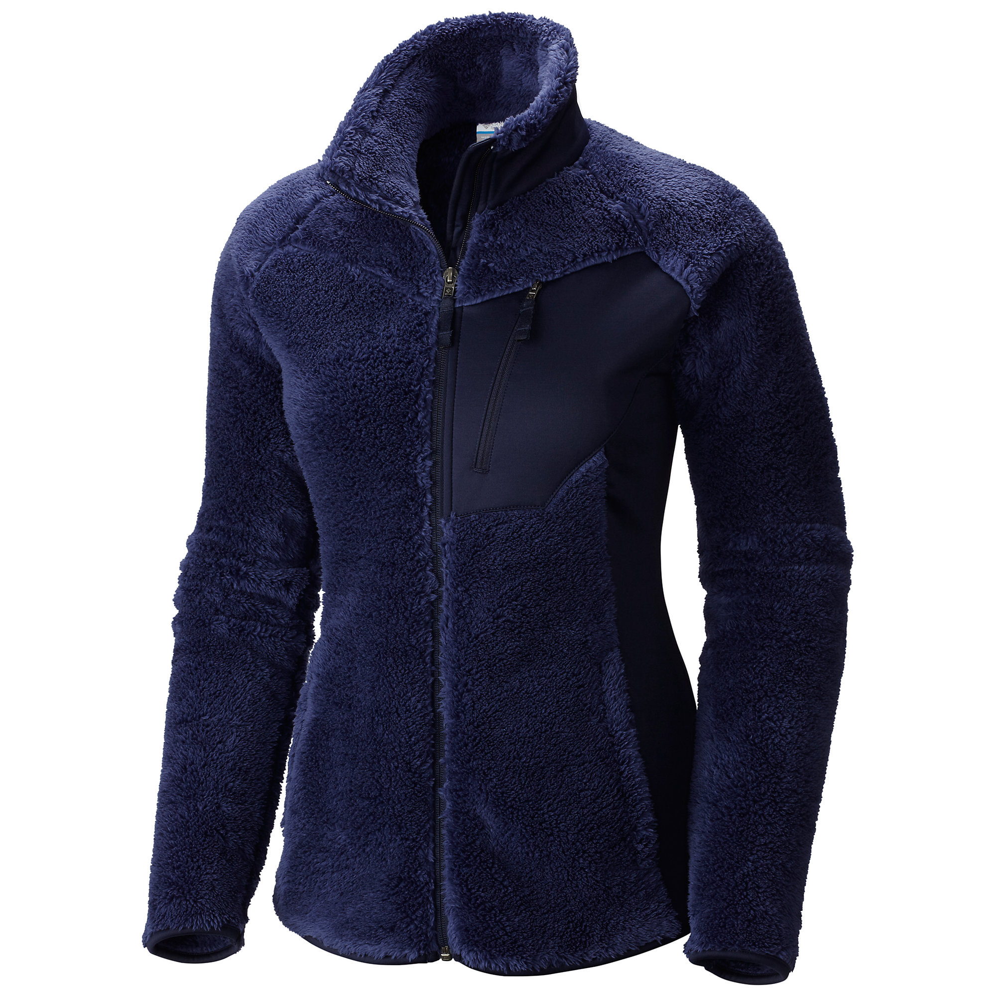 photo: Columbia Double Plush Sporty Full Zip fleece jacket