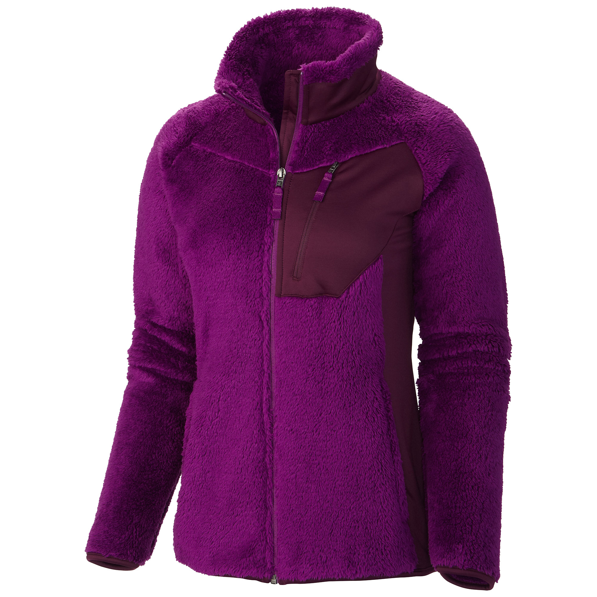 Columbia Double Plush Sporty Full Zip