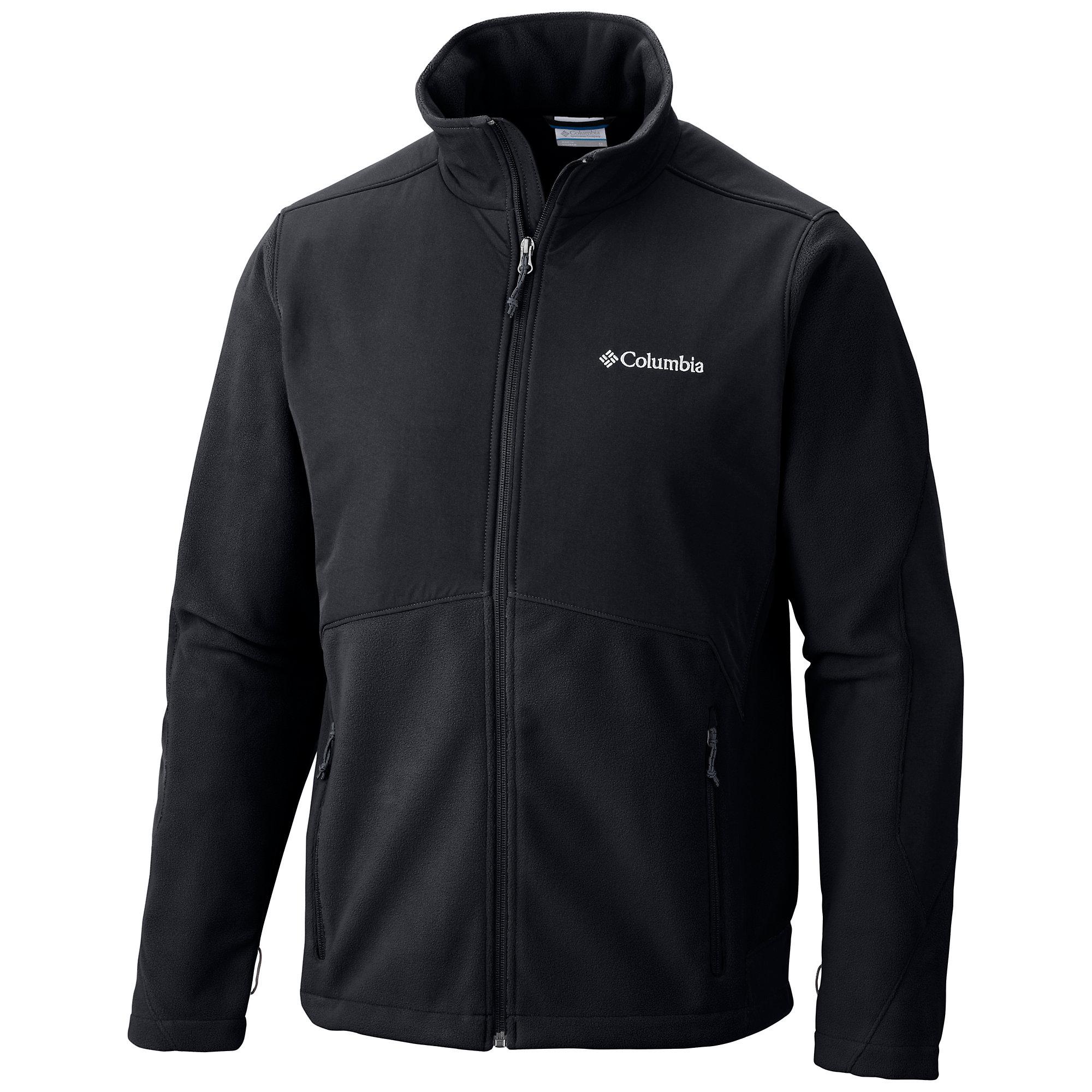 photo: Columbia Ballistic III Fleece fleece jacket