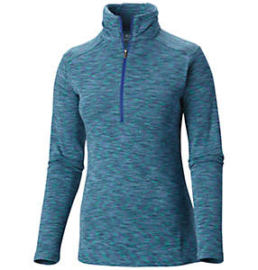 Women's OuterSpaced™ Half Zip - Plus Size