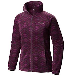 Women's Benton Springs™ Printed Full Zip Jacket - Plus Size