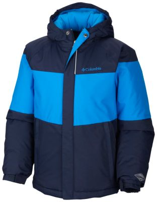 Columbia Boys Alpine Action Jacket Toddlers