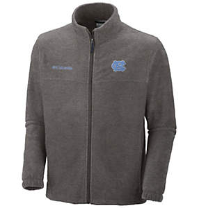 Men's Collegiate Flanker™ II Full Zip Fleece - North Carolina