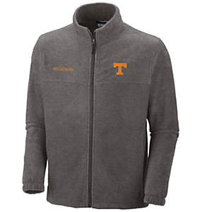 Men's Collegiate Flanker™ II Full Zip Fleece - Tennessee