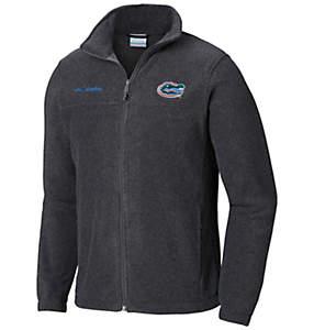 Men's Collegiate Flanker™ II Full Zip Fleece - Florida