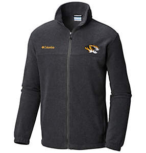 Men's Collegiate Flanker™ II Full Zip Fleece - Missouri