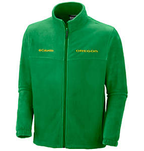 Men's Collegiate Flanker™ II Full Zip Fleece - Oregon