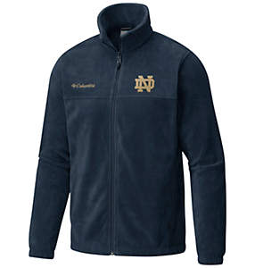 Men's Collegiate Flanker™ II Full Zip Fleece - Notre Dame