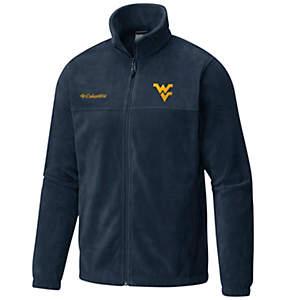 Men's Collegiate Flanker™ II Full Zip Fleece - West Virginia