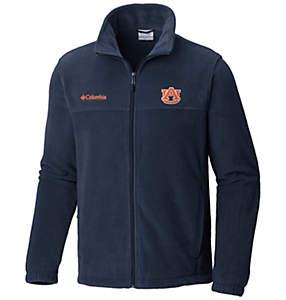 Men's Collegiate Flanker™ II Full Zip Fleece - Auburn