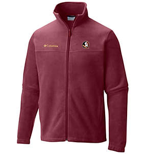 Men's Collegiate Flanker™ II Full Zip Fleece - Florida State