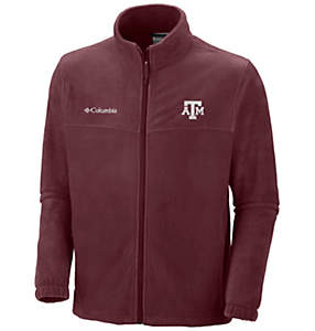 Men's Collegiate Flanker™ II Full Zip Fleece - Texas A&M