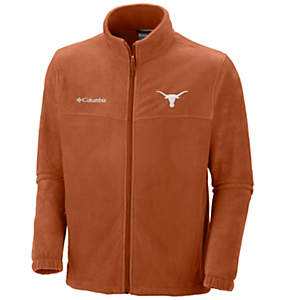 Men's Collegiate Flanker™ II Full Zip Fleece - Texas
