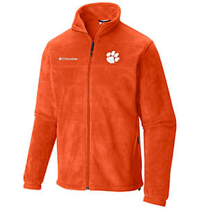 Men's Collegiate Flanker™ II Full Zip Fleece - Clemson