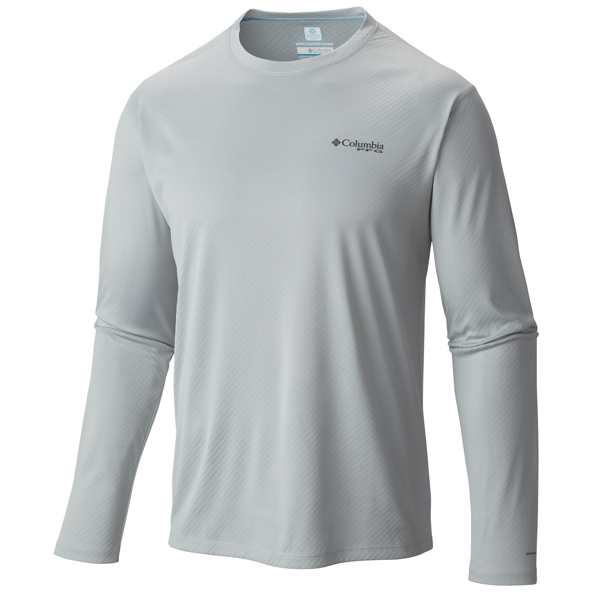 Columbia PFG ZERO Rules  LS Shirt  019  2XT-