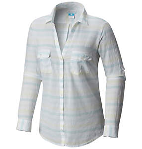 Women's PFG Sun Drifter™ Long Sleeve Shirt - Plus Size