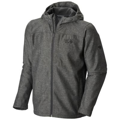 photo: Mountain Hardwear Frequenter Hooded Jacket