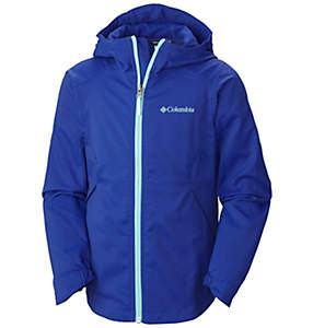 Girl's Splash Flash™ II Hooded Softshell - Toddler