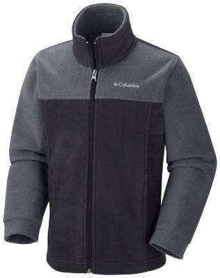 photo: Columbia Boys' Dotswarm Full Zip Jacket