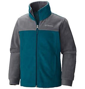 Boys' Dotswarm™ Full Zip Jacket