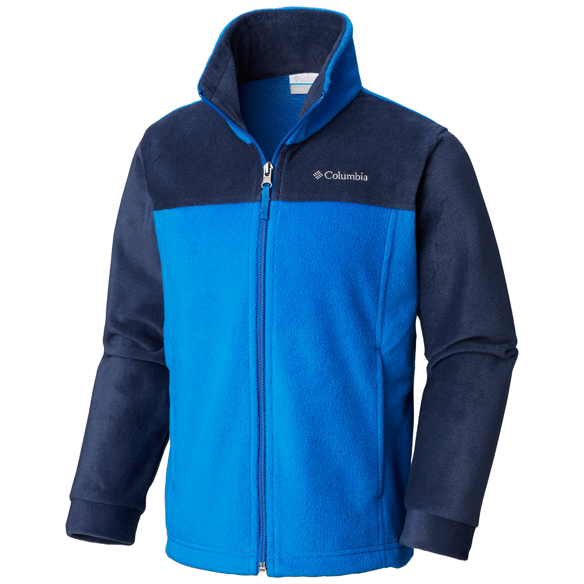 photo: Columbia Boys' Dotswarm Full Zip Jacket