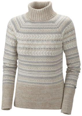 Women S Winter Worn Ii Turtleneck Sweater Columbia Com