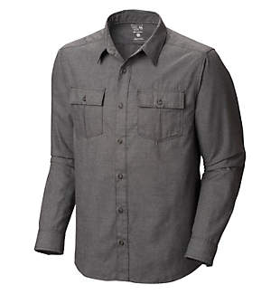 Men's Frequentor™ Flannel Long Sleeve Shirt