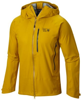photo: Mountain Hardwear Men's Alchemy Jacket
