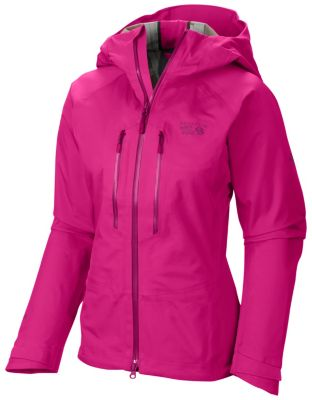 photo: Mountain Hardwear Women's Alchemy Hooded Jacket