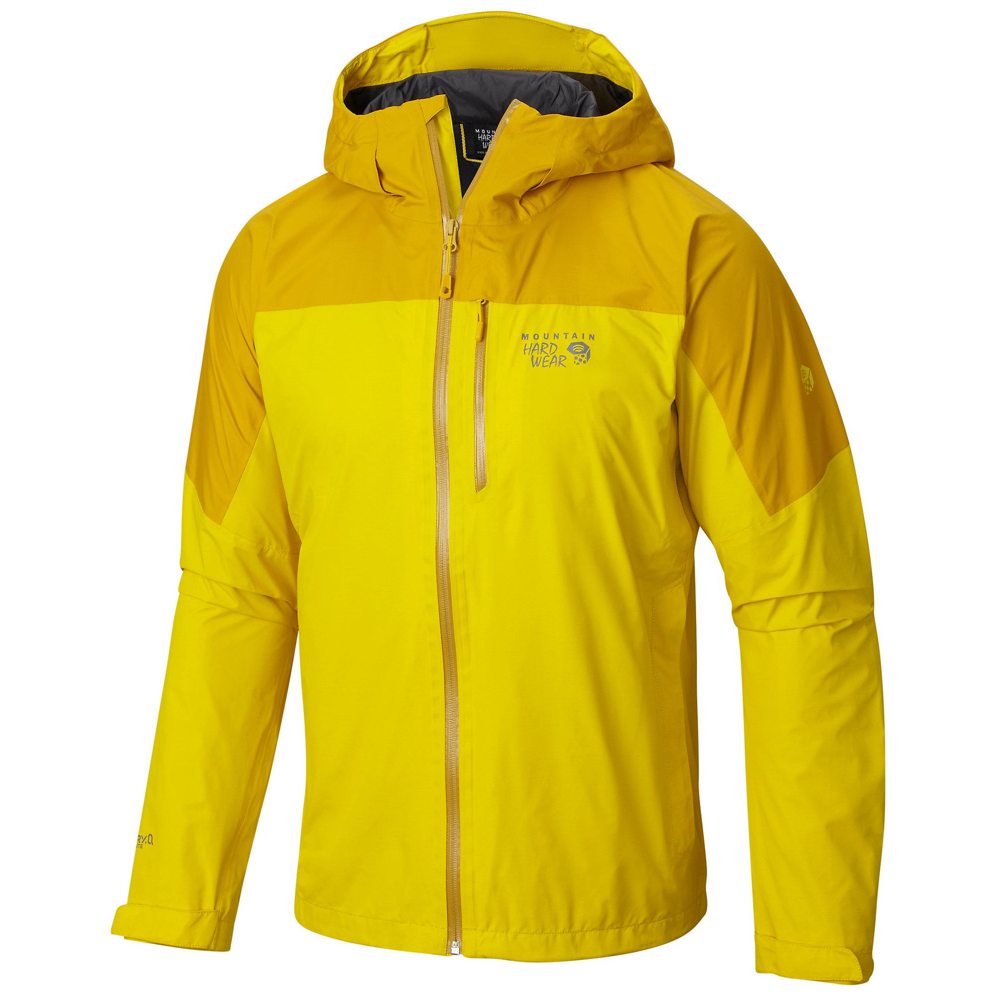 photo: Mountain Hardwear Ampato Jacket waterproof jacket