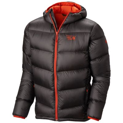 photo: Mountain Hardwear Men's Kelvinator Hooded Jacket
