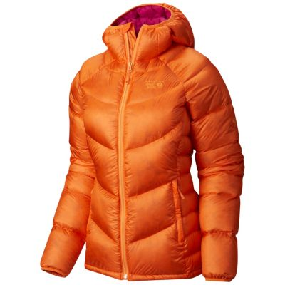 photo: Mountain Hardwear Women's Kelvinator Hooded Jacket