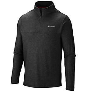 Men's Alpine Thistle™ Half Zip Long Sleeve Shirt