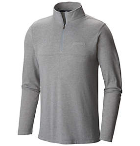 Men's Alpine Thistle™ Half Zip Shirt - Tall